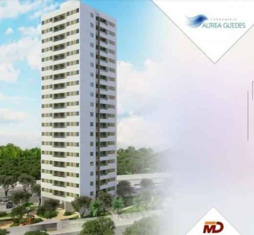 Áurea Guedes - Apartamentos de 3 Quartos em Ponta Negra-RN - Foto 4