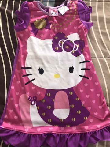 Camisola hello kitty importada tamanho 03