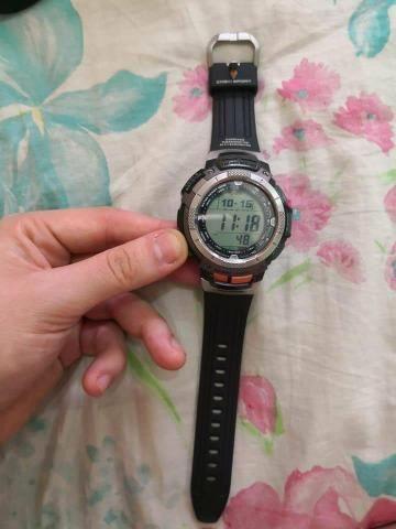 b5b0d6a4710 Relógio Casio Protrek - Bijouterias
