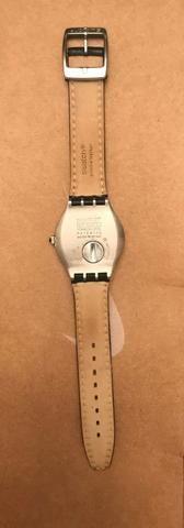 cd94c9adbf0 Relógio Swatch Irony Stainless Steel Preto - Bijouterias