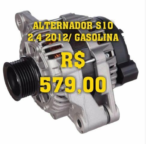 Alternador S10 2.4 2012/gasolina