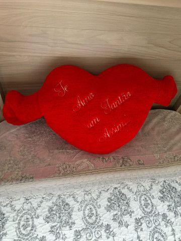 Corações de pelúcia  - Foto 5