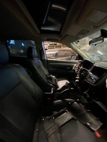 Sucata para retirada de peças- Mitsubishi Outlander - Foto 4