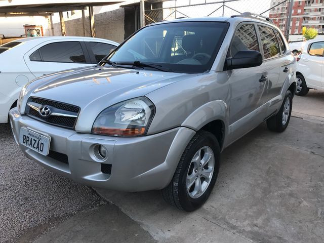 Tucson GL 2.0 manual