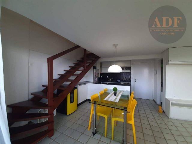 Âncorar - apartamento duplex - 3 quartos à Beira-mar de Porto de Galinhas Locação por Temp - Foto 7