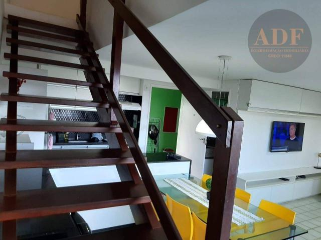 Âncorar - apartamento duplex - 3 quartos à Beira-mar de Porto de Galinhas Locação por Temp - Foto 14