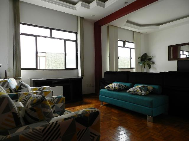 Apartamento à venda com 2 dormitórios em Granbery, Juiz de fora cod:2292