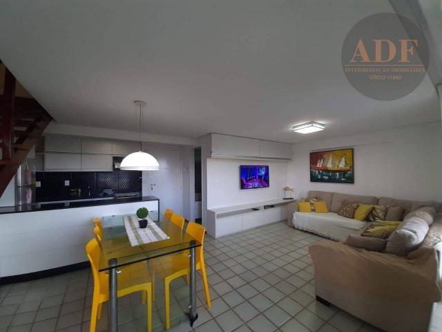 Âncorar - apartamento duplex - 3 quartos à Beira-mar de Porto de Galinhas Locação por Temp - Foto 10