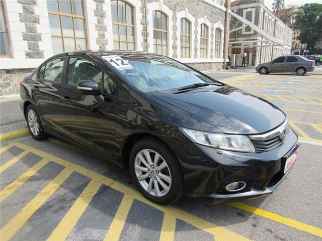 Honda Civic 1.8 lxs 16v flex 4p automático - Foto 3