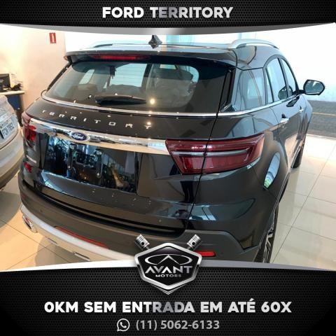 Ford Territory Titanium 1.5 Turbo EcoBoost GTDi - Foto 2