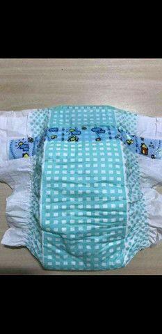 máquina dfazer fraldas descartáveis infantil e geriátricas  - Foto 3