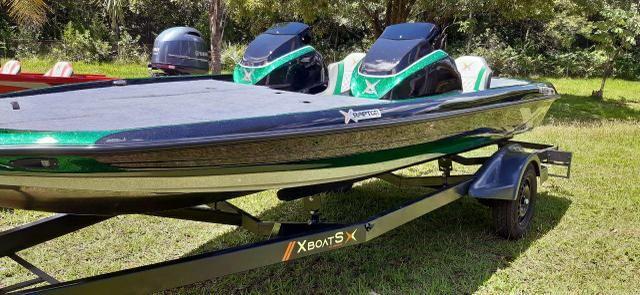 Bass Boat X-Raptor Xboats - Foto 2