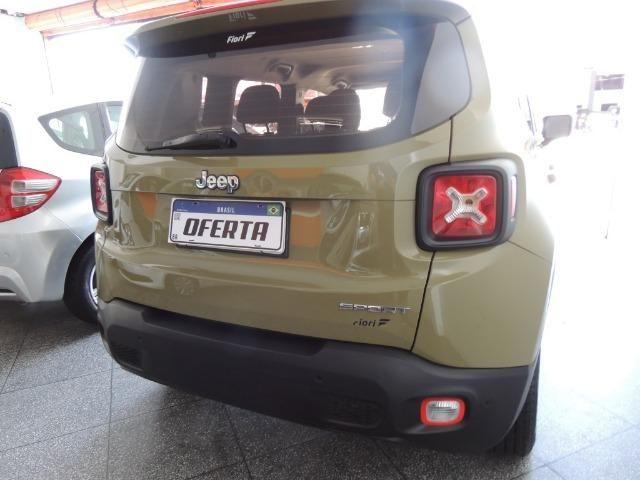 Jeep Renegade 1.8 Sport Flex Automático 2016/2016 - Foto 4