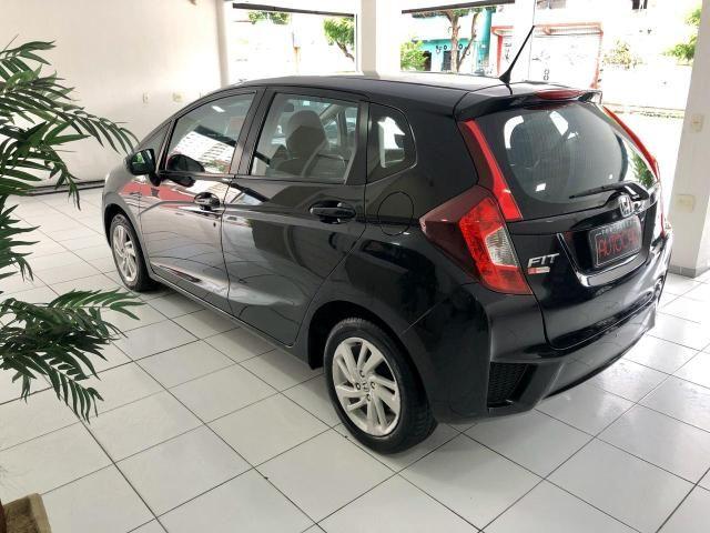 Honda Fit 1.5 2015 37km extra IPVA 2020 Pago Automatico Extra - Foto 6