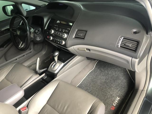 Honda Civic LXL 1.8 Aut 2010/2011 - Foto 8