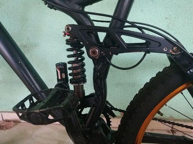 Bicicleta Downhill - Foto 5