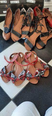 Sandália tamanho extra  numeração  43