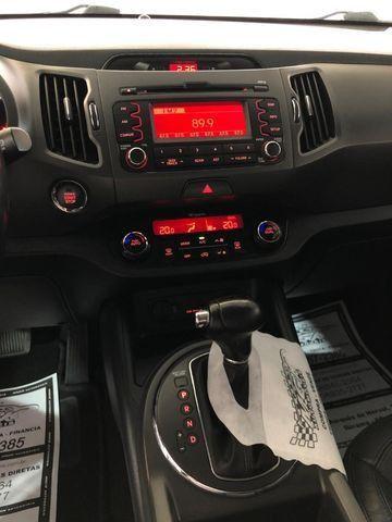 Kia Sportage 2.0 EX, Ano 2013, Completa, Couro, automática, baixa km - Foto 16