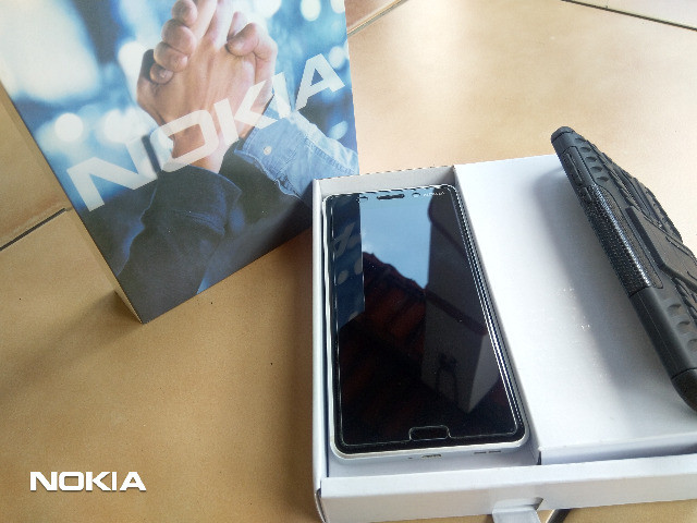 Smartphone Nokia 6 Android 9 Pie-Prata LTEDualSim/4GB Ram/64GB Rom/16MP Camera/Tela 5.5 HD - Foto 4