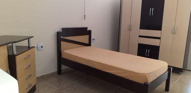 Aluga-se quarto conjugado com cômodo comercial em Franca-SP - Foto 4
