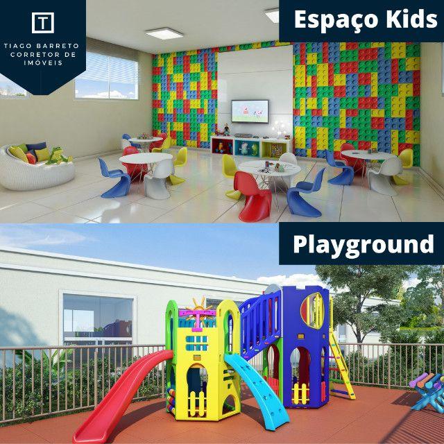 Apartamento ao lado do Eco Fit/2 quartos /documentação Grátis/Entrada Facilitada - Foto 4