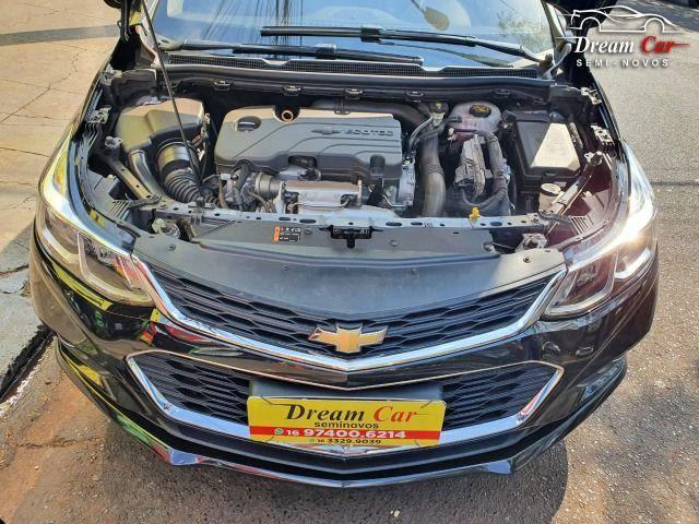Gm cruze 1.4 turbo lt 16v flex 4p automático 4 pneus novos 2017 - Foto 15