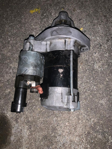 Motor de arranque new civic 2007... crv