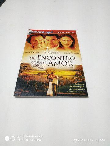 DVD De Encontro com o Amor