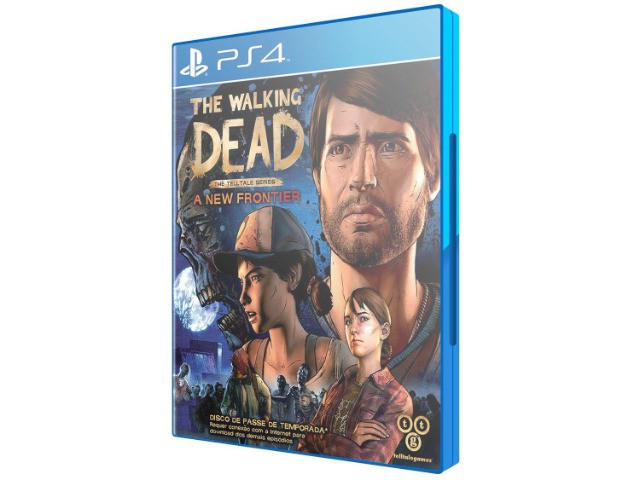 Game The Walking Dead PS4