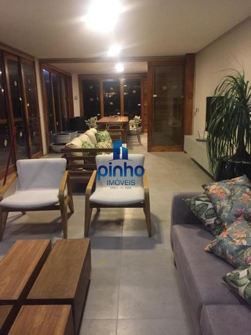 Casa Duplex para Venda em Mata de São João, PRAIA DO FORTE, 5 dormitórios, 5 suítes, 5 ban - Foto 12