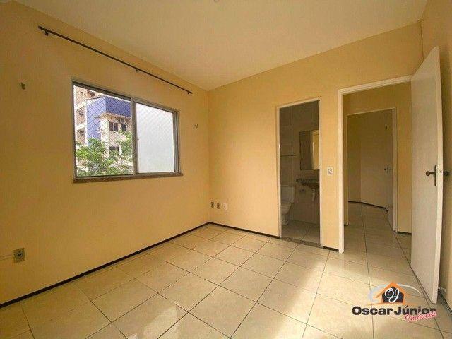 Apartamento com 3 dormitórios à venda, 64 m² por R$ 198.000,00 - Vila União - Fortaleza/CE - Foto 17
