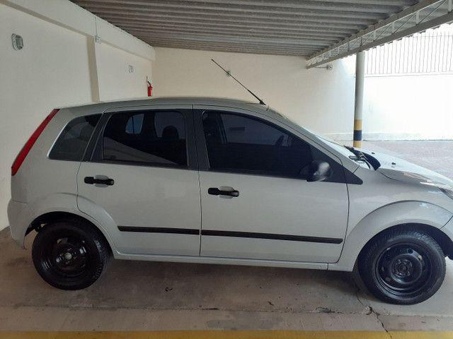 Fiesta 1.0 ano e modelo 2011 completo, IPVA 2021 PAGO - Foto 3