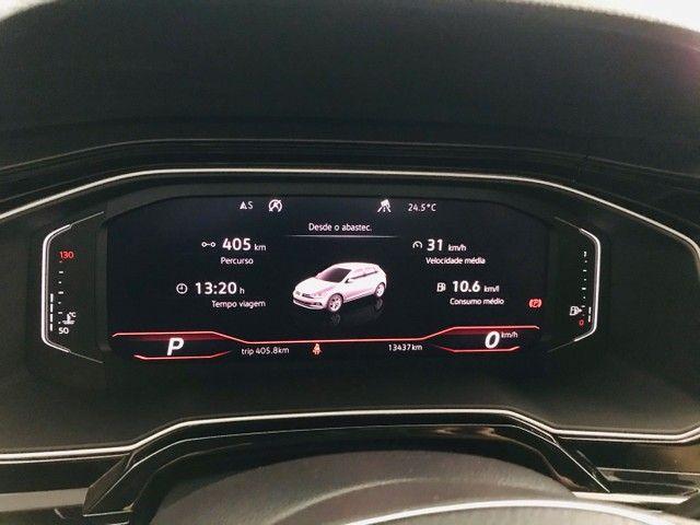 Polo GTS 1.4 TSI 2020 14.500 km único dono  - Foto 12