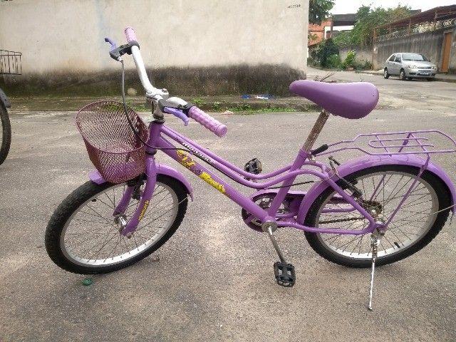 Vendo Bicicleta aro 20 Monark Brisa