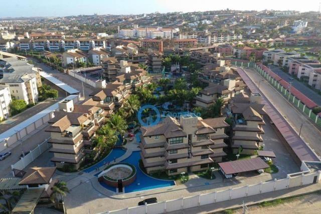 Apartamento com 4 dormitórios à venda, 176 m² por R$ 999.000 - Porto das Dunas - Aquiraz/C - Foto 17