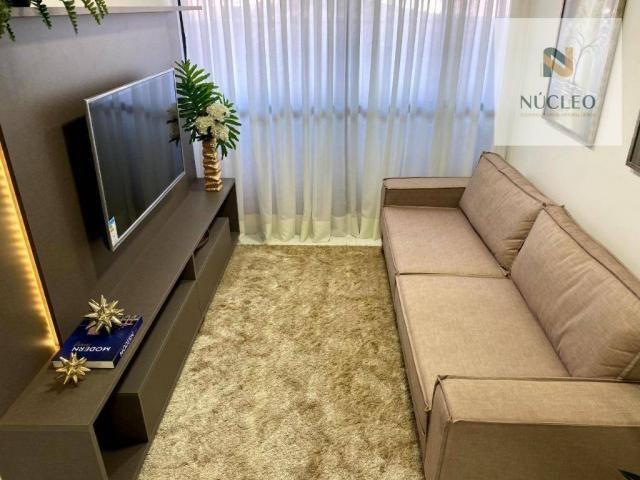 Apartamento com 3 dormitórios à venda, 74 m² por R$ 324.900,00 - Expedicionários - João Pe - Foto 3