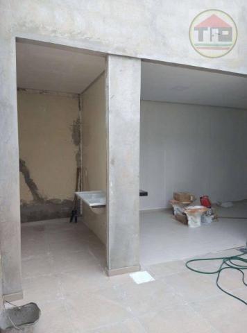 Casa com 3 dormitórios à venda, 115 m² por R$ 310.000,00 - Belo Horizonte - Marabá/PA - Foto 13