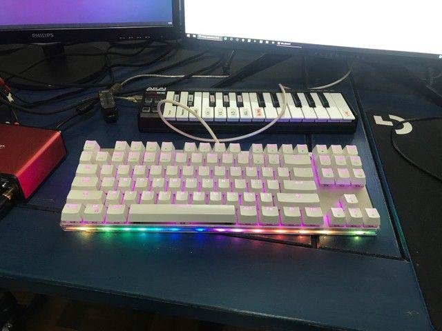 Teclado Gamer Motospeed K87S RGB - Foto 6