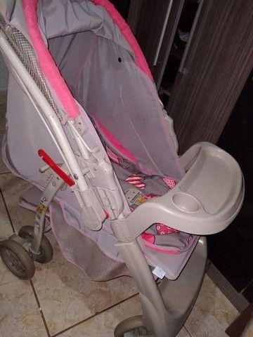 Vende se Carrinho bebe menina  - Foto 3