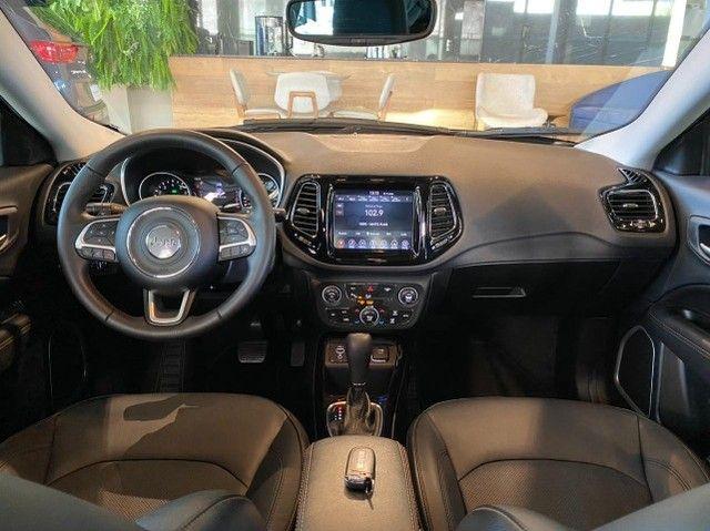 Jeep Compass Limited 2.0 Flex Automático 2020 - Foto 12