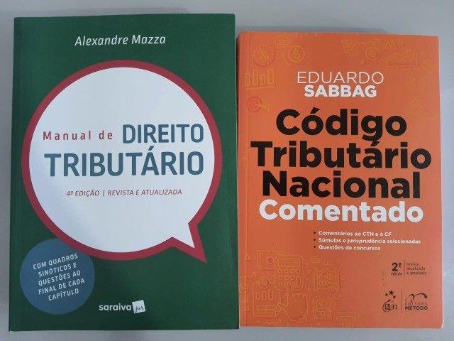 80% desconto - Box 6 Livros Concurso Auditor Fiscal Receita Federal - Foto 2