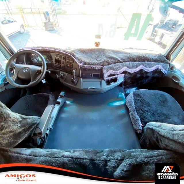 Cavalo Mecânico Mercedes-benz Actros 2646 6x4 2014 - Foto 14