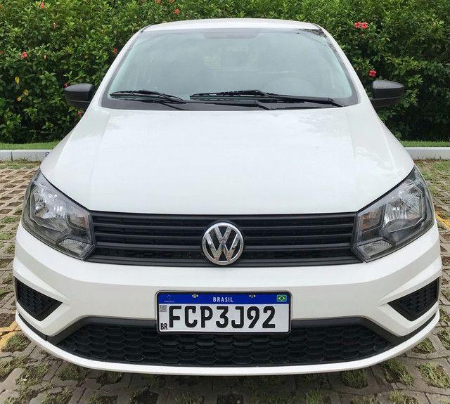 VW - Gol 1.0 2020 + veículo Zero Km (zero km mesmo) + IPVA GRÁTIS 2021