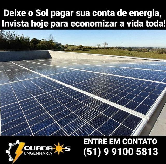 Energia Solar, você também pode!