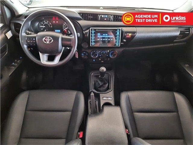 Toyota Hilux 2019 2.8 std 4x4 cd 16v diesel 4p manual - Foto 7