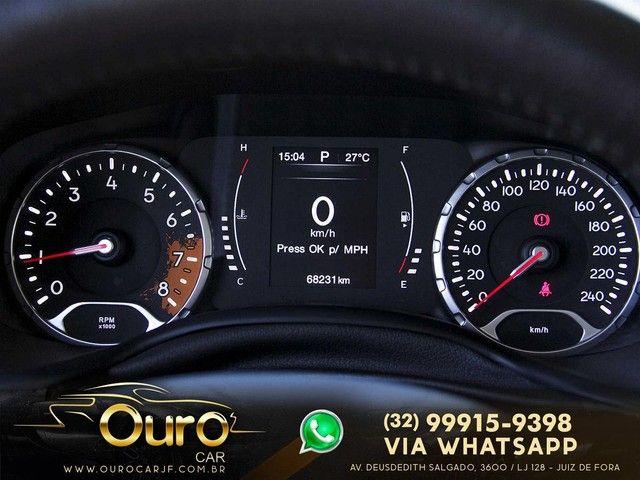 Jeep Renegade Longitude 1.8 4x2 Flex 16V Aut. 2019 *Impecável* Novíssimo* - Foto 9