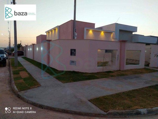 Sinop - Casa Padrão - Residencial Buritis