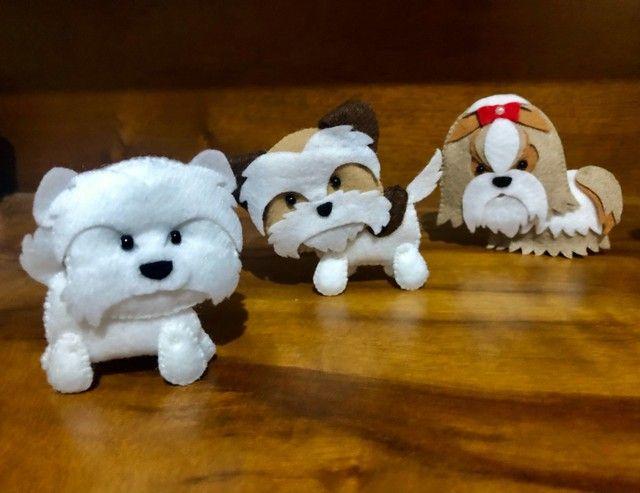 Chaveiros de cachorro - Foto 2