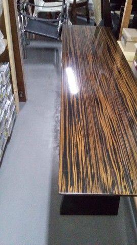 Aparador em madeira maciça 1.60 comp - Foto 2