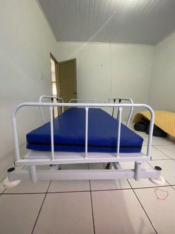 Cama Hospitalar - 3 movimentos - Foto 4